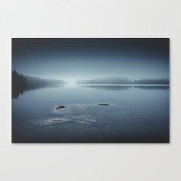 I can´t sleep Canvas Print