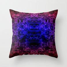 Cozmic art. Throw Pillow