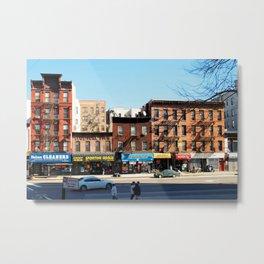 Americana - Harlem - Photo - New York Metal Print