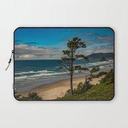 Cannon Beach Laptop Sleeve