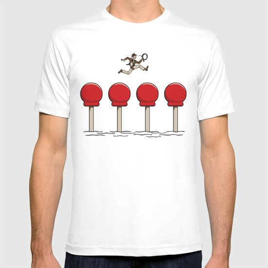 The Big Red Balls of Doom T-shirt