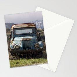 Oldtimer at Meteora Stationery Cards