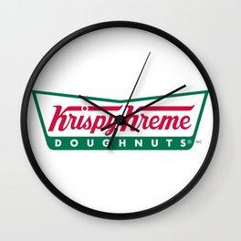 Krispy Kreme Wall Clock