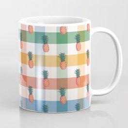Fruity pineapple picnic Coffee Mug
