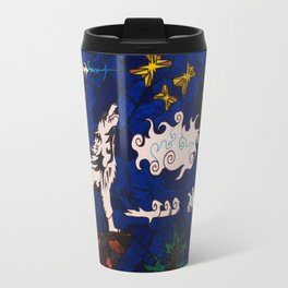 The Night Wolf Travel Mug