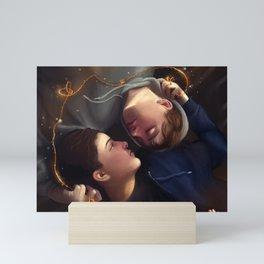 SKAM / DRUCK - Davenzi Mini Art Print