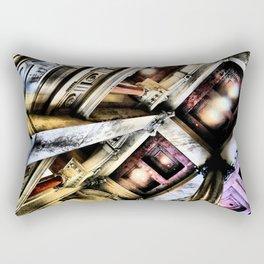 Royalty Oblivion Rectangular Pillow