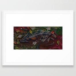 Landscape III Framed Art Print