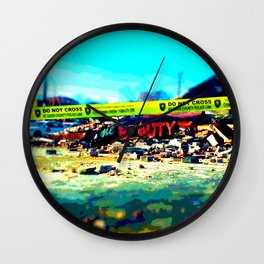 Beauty in Ferguson Wall Clock