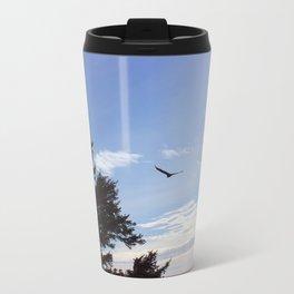 Mid flight Travel Mug