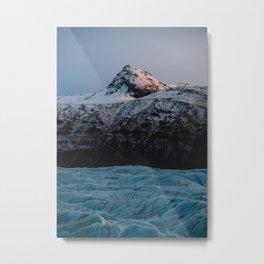 Vatnajokull Metal Print