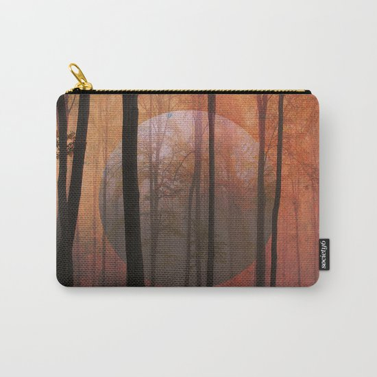 Not From Here, Surreal Forest Carry-All Pouch