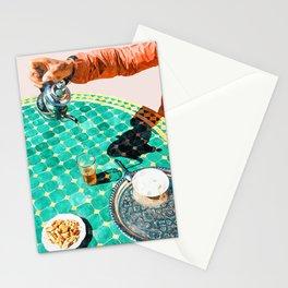Chai #painting #digitalart Stationery Cards