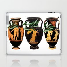 Ancient Greek Laptop & iPad Skin