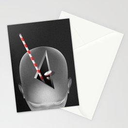 café mort Stationery Cards