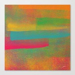 Nebulosa de Cores Canvas Print
