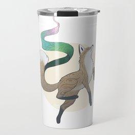 Aurora Fox Travel Mug