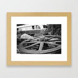 SEP-02 Framed Art Print
