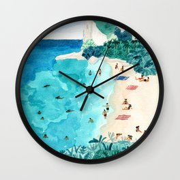Coromandel Wall Clock