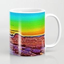 Saturated Surf Coffee Mug
