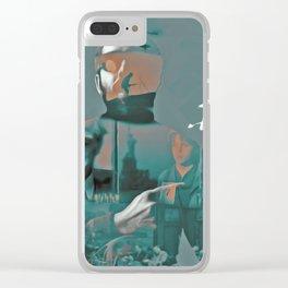 Coppola Classics Clear iPhone Case