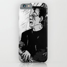 FRANKENSTEIN iPhone Case