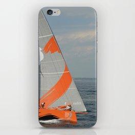 To Sea! (Team Alvimedica) iPhone Skin