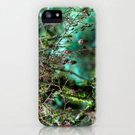 Little Pinecones iPhone Case