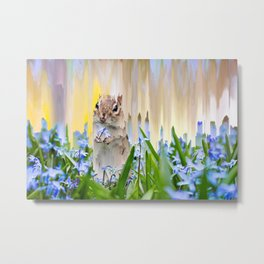 The End of Spring Metal Print