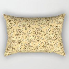 Pasta Skin Rectangular Pillow