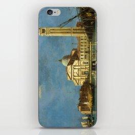 Venice - S. Pietro in Castello by Canaletto iPhone Skin