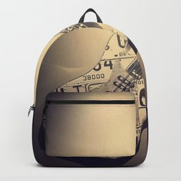 Héroe de la Guitarra Backpack