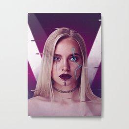 2044 Metal Print