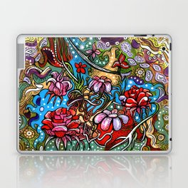 Agota Krnacs Illustration©2012 Laptop & iPad Skin