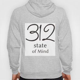 312 MIND SET Hoody