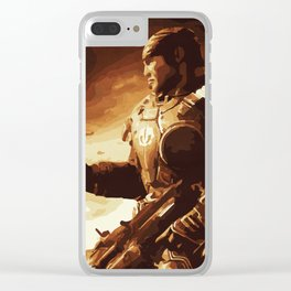 Marcus Clear iPhone Case