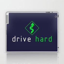 Drive Hard v5 HQvector Laptop & iPad Skin
