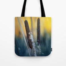 Typha Tote Bag