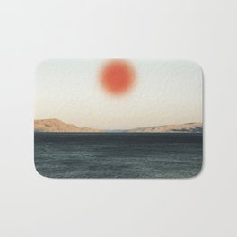 Did you Hear the News today? Bath Mat