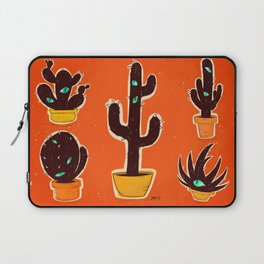 Cat//Cactus Laptop Sleeve