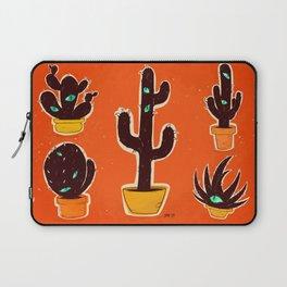 Cat//Cactus Laptop Sleeve