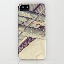 Cockatoo Island 8 iPhone Case