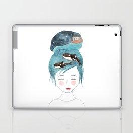 Magic in my head Laptop & iPad Skin