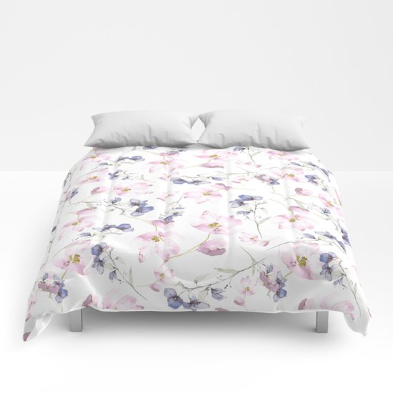 flower fairy Comforters