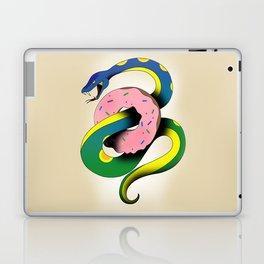 Donut Snake Laptop & iPad Skin