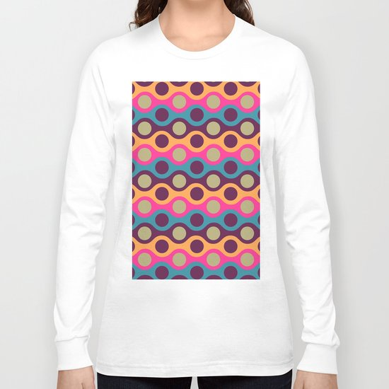 Chain of Colors Long Sleeve T-shirt