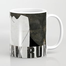 Run Freak Run Coffee Mug