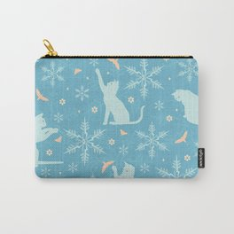 festive flurry Carry-All Pouch