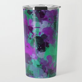 Rhapsody of colors 4. Travel Mug