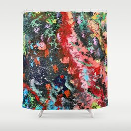 Compressed Depiction of a Compressed Universe in d Minor Shower Curtain
